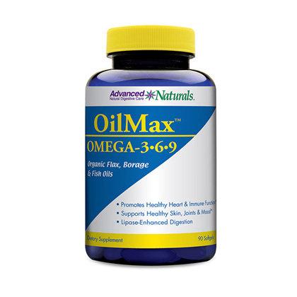 OILMAX OMEGA 3-6-9 (90 COUNT/PKG)
