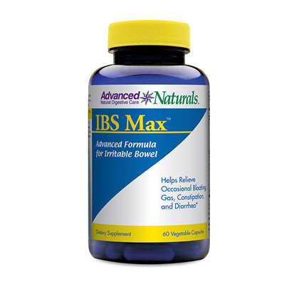 ADVANCED NATURALS IBS MAX (60 COUNT/PKG)