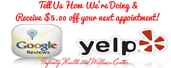 Save $5.00 on your next appointment