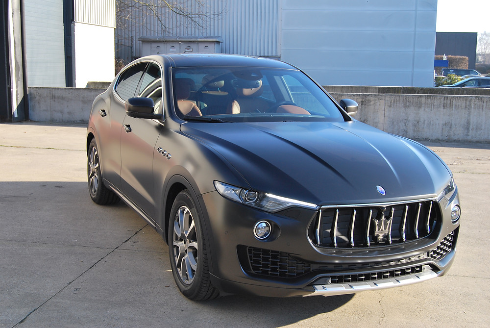 Maserati Lavente Avery Satin Black