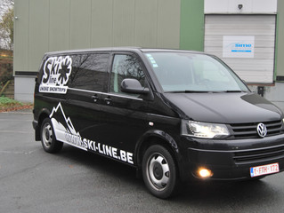 VW Transporter - Custom Design - Ski-Line