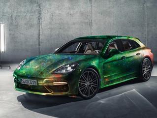 New Porsche Panamera Wraps!