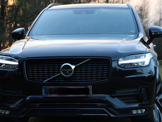 Volvo XC 90 Black Pack