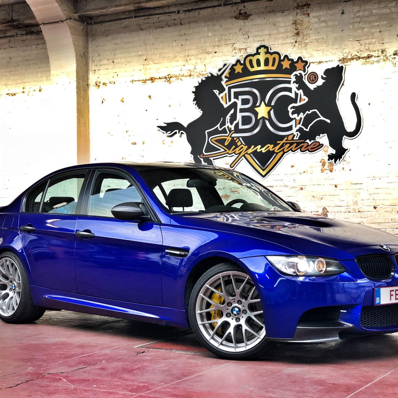 BMW M3 E92 - Raspberry Blue (3M)