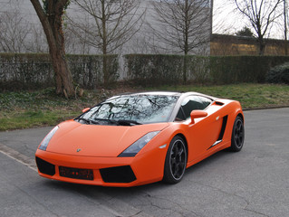 Lamborghini Gallardo - Satin Autumn Orange (3M)