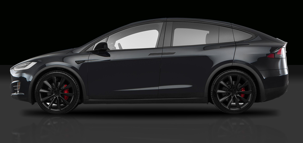 Tesla Black Pack