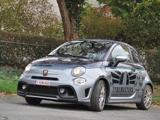 Fiat 500 Abarth - Custom Design Tyremasters