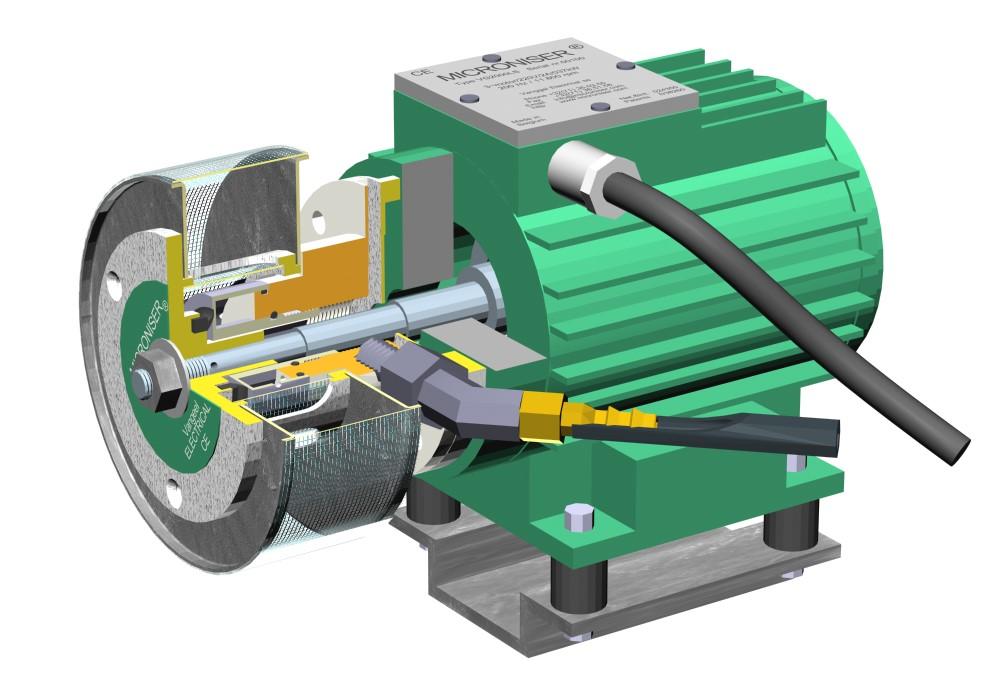 Atomiseur microniser