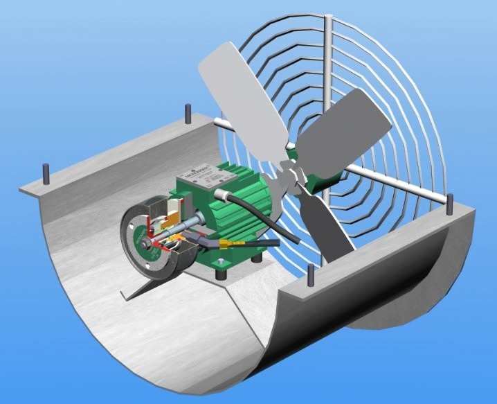 Atomiseur microniser autonome