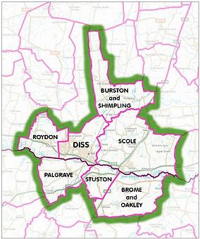 DDNP Map