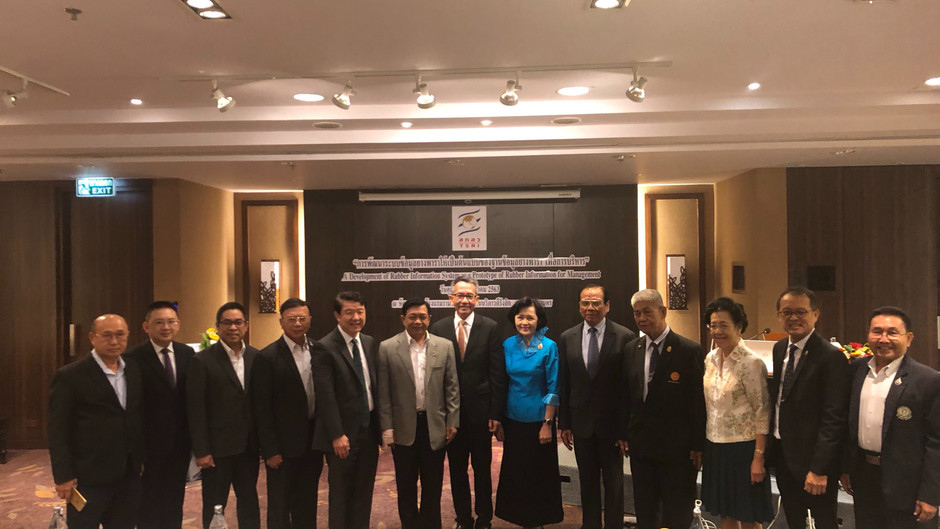 Seminar: Dissemination of research findings to stakeholders and practitioners, Bangkok, Thailand,31