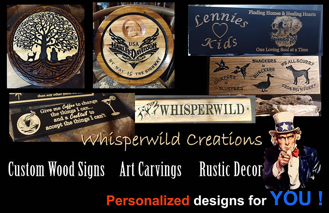 Whisperwild Creations