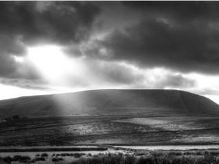 Postcards from the Wastelands:  Pendle Hill (Guest Post)