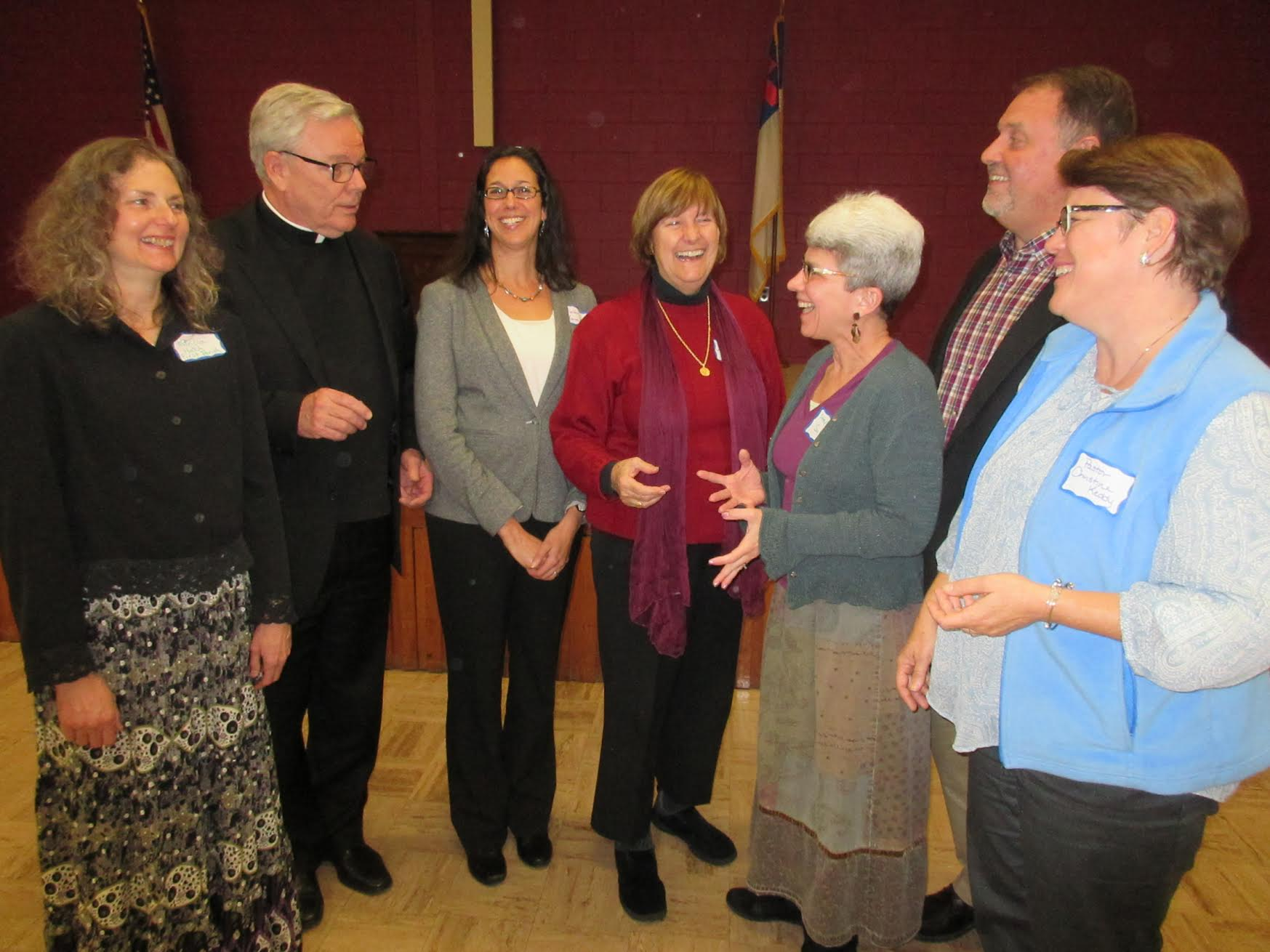 Thanksgiving Interfaith Gathering