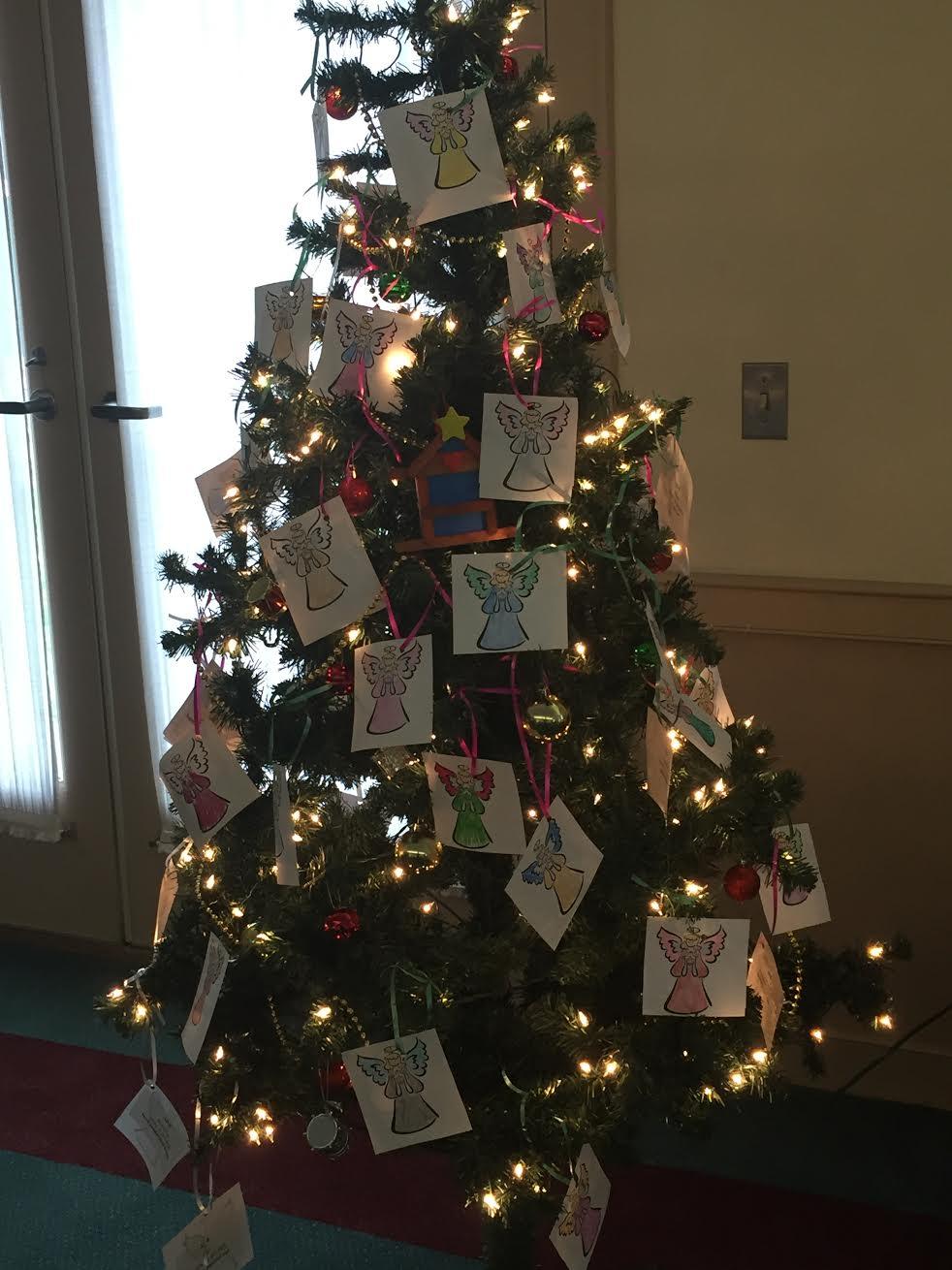 Angel Tree 2016