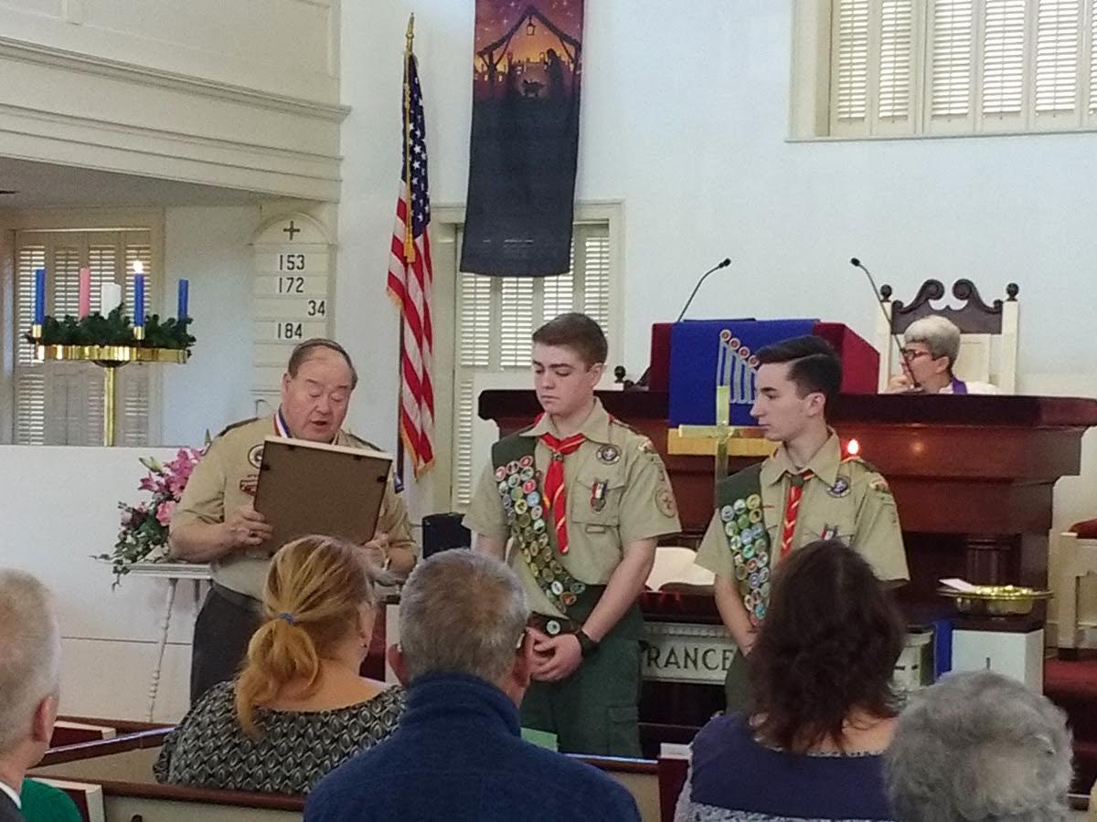 2016 Boy Scouts
