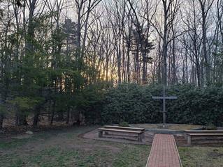 outdoor worship begins June 28