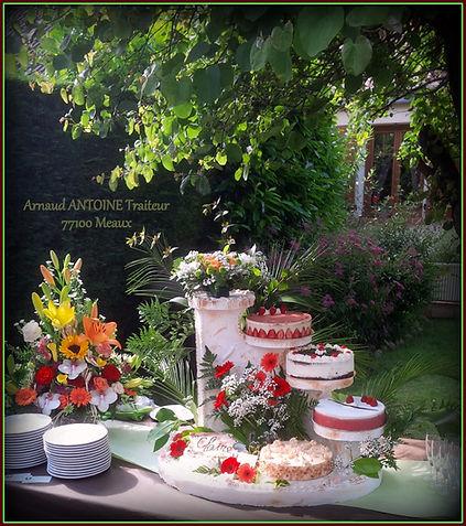 Cascade de desserts 77100 Meaux