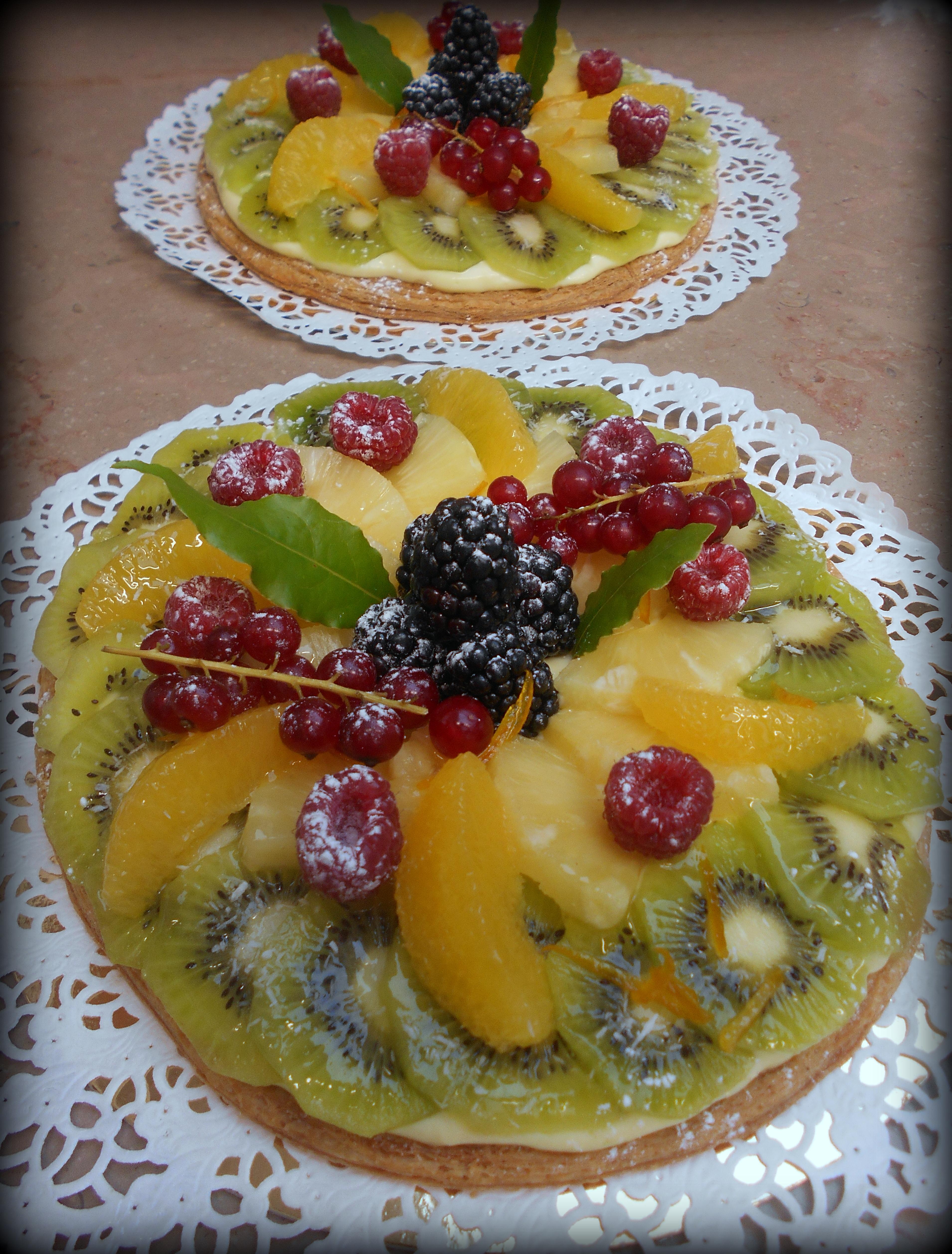 Tartes aux fruits 77100 Meaux