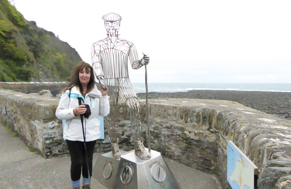 Countryfile statue