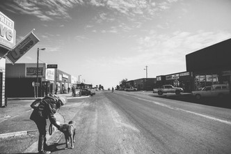 Port Nolloth - A Portrait on the Search for Happiness - Multimedia Projekt All photos, text and video material is ©Angela M. Schlabitz and ©Benjamin Rost