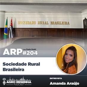 ARP#204 - Sociedade Rural Brasileira