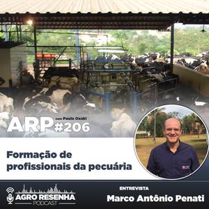 ARP#206 - Formação de profissionais da pecuária