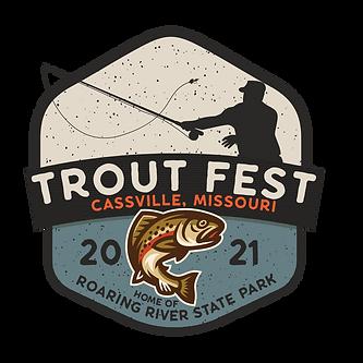 TroutFest2021 Logo