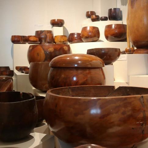 UMEKE LA'AU (Wood Bowls)