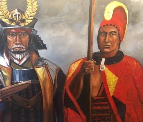 Tokugawa and Kaumuali'i