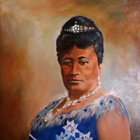 Queen Kapi'olani 1834-1899