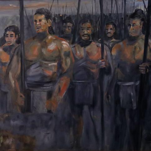 Na Koa O Kaumuali'i 1700s - 1800s
