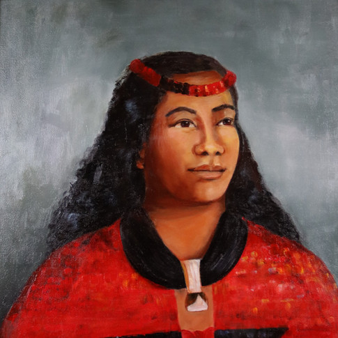 Kamakahelei 1770 - 1794