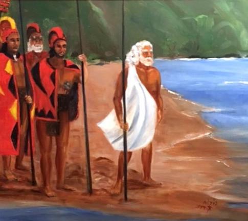 Warriors of Kaumuali'i
