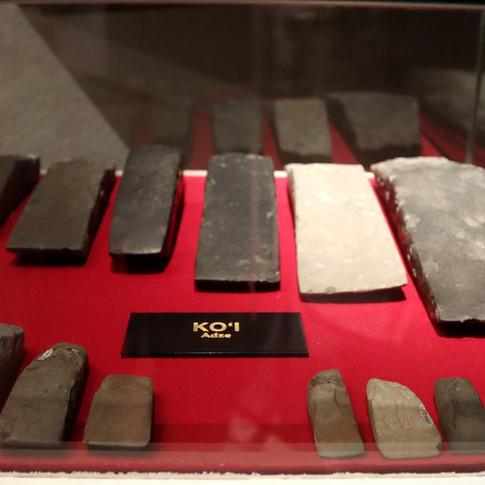 KO'I (Stone Adze)
