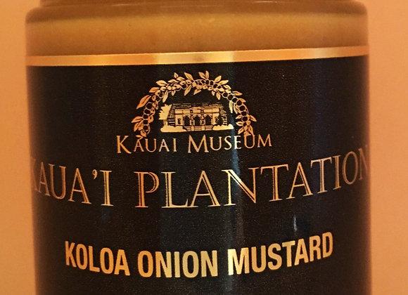 Kaua`i Plantation Mustard