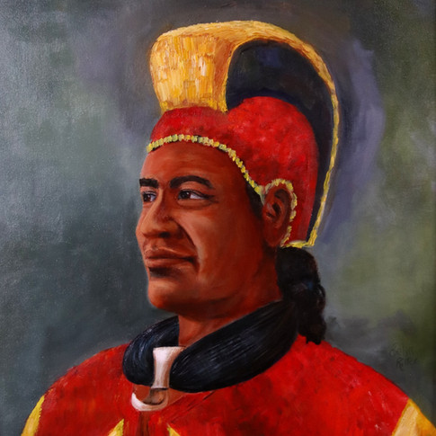 Kaumuali'i 1794 - 1810