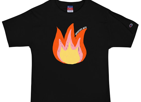 Men's Champion T-Shirt - HECHOS 2