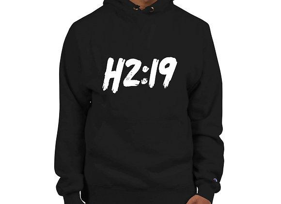 Champion Hoodie - HECHOS 2