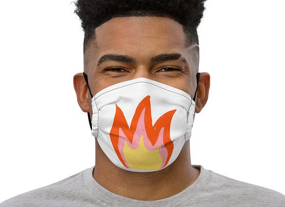 Premium face mask - HECHOS 2