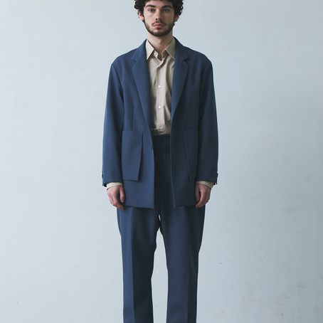 a-l / over sleep coat