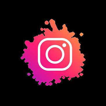 Splash Instagram Icon PNG image free dow