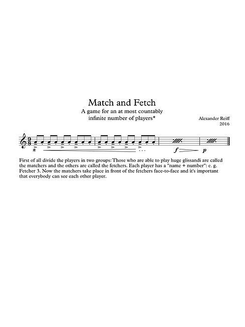 Match & Fetch