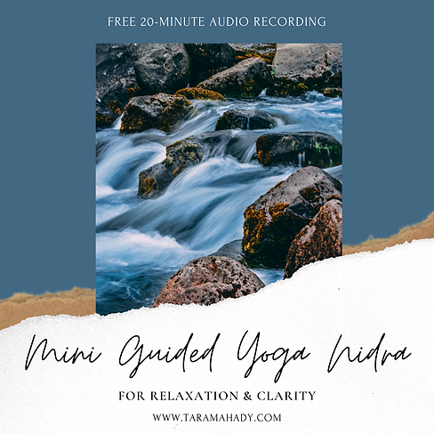 Mini Yoga Nidra Relaxation Clarity Large