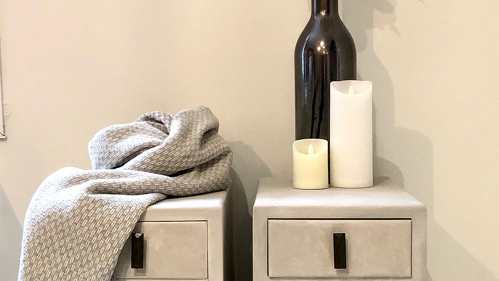 Commissioned Draws/Bedside Tables