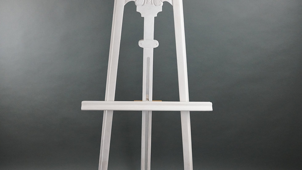 Hand Painted Easel