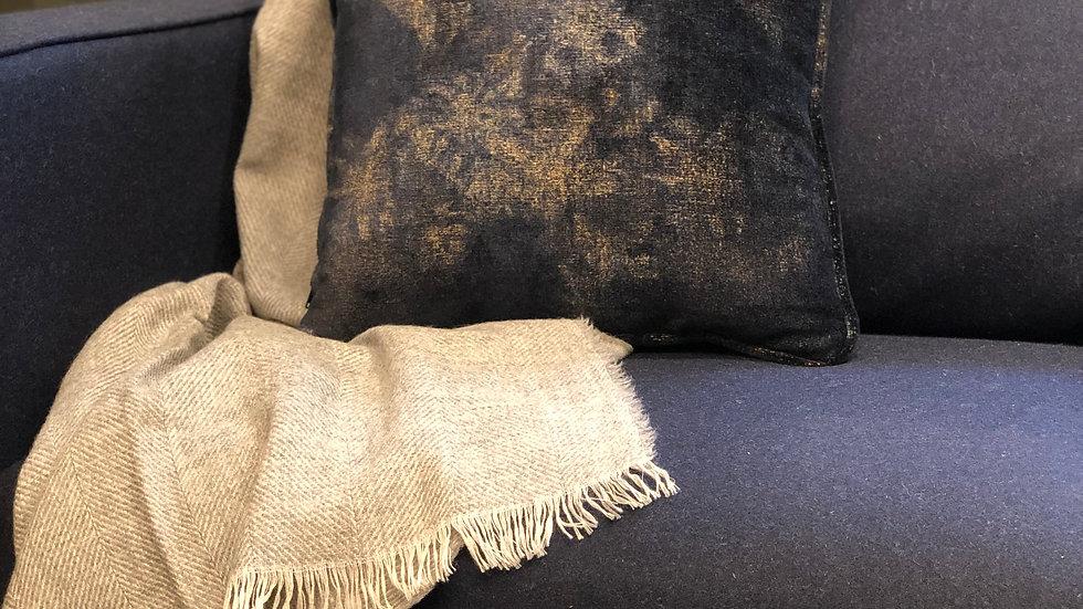 Bespoke 2.5 Seater Sofa in Linwood Lana Wool