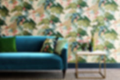 Linwood Fabric and Linwood Wallpaper