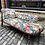 Thumbnail: Re-upholstered Antique Chaise