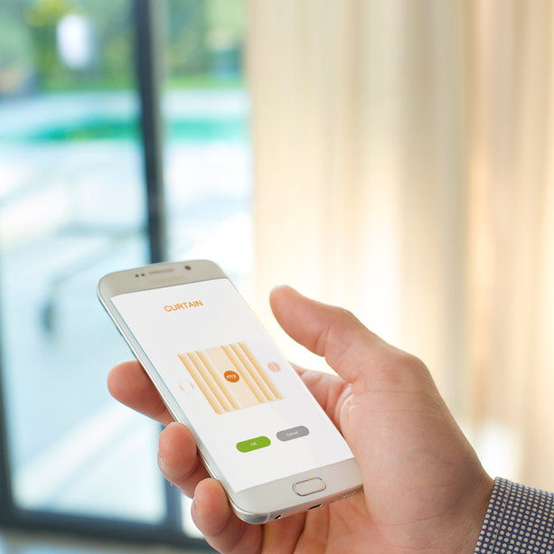 Somfy Home Automation